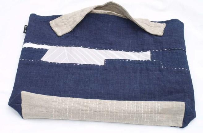 Sashiko bag_4 delante