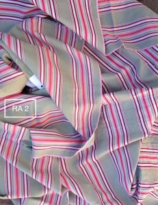 tela colchon rayas 2