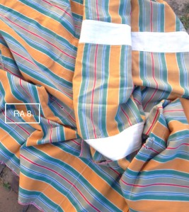 tela colchon rayas 8