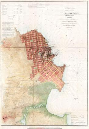 1853_U.S.C.S._Map_of_San_Francisco,_California_^_Vicinity_-_Geographicus_-_SanFrancisco3-uscs-1853